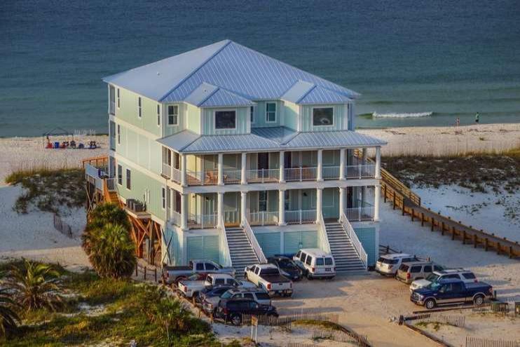 Vacation House Rental Orange Beach Alabama