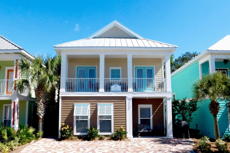 Villages Of Crystal Beach House Rental