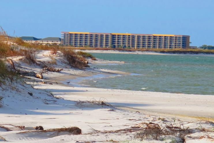 Holiday Isle Dauphin Island Condo Rental