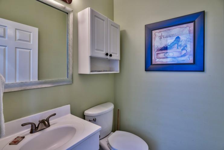 1st Floor Half Bathroom