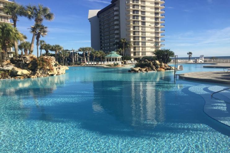 Edgewater Beach Resort Panama City Beach Vacation Rental Villa