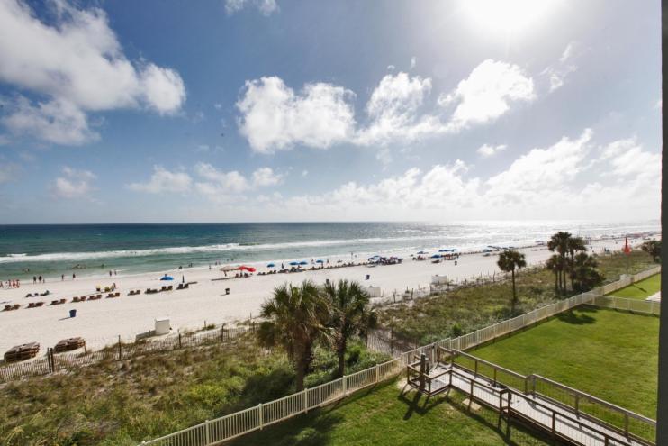 Resort For Rent At Long Beach Resort In Panama City