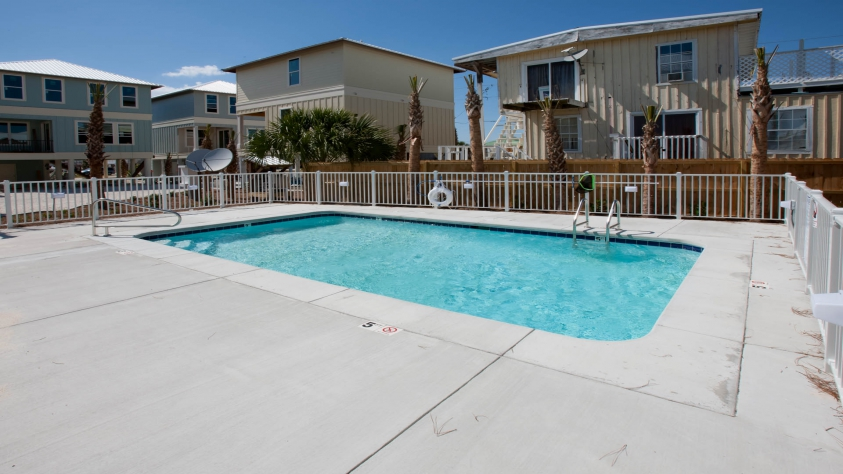 The cottages romeo beach 8 in gulf shores other gulf for Gulf shore cottages