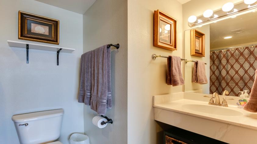 1st Full Master Bathroom