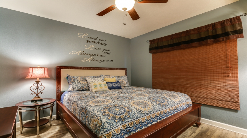 1709 Shores of Panama King Size Master Bedroom