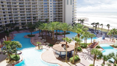 Shores of Panama Resort 609 Gulf Front - Thumbnail Image #5