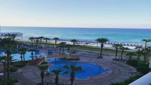 Shores of Panama Resort 609 Gulf Front - Thumbnail Image #2