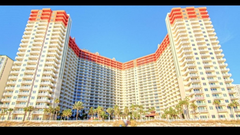 Shores of Panama Condo on the Beach 21st Flr - Thumbnail Image #3