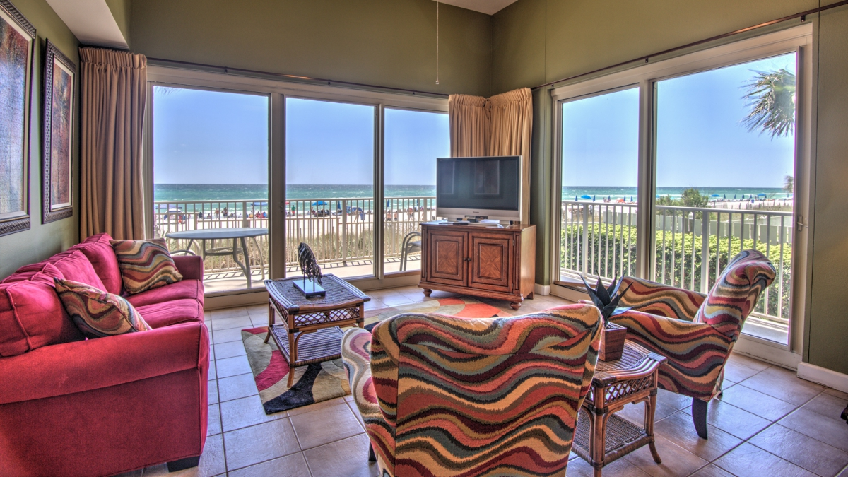 Shores of panama 101 shores of panama panama city - 3 bedroom condos panama city beach fl ...