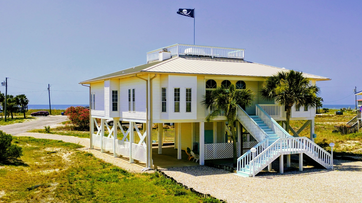 Beach Haven Vacation Rental House