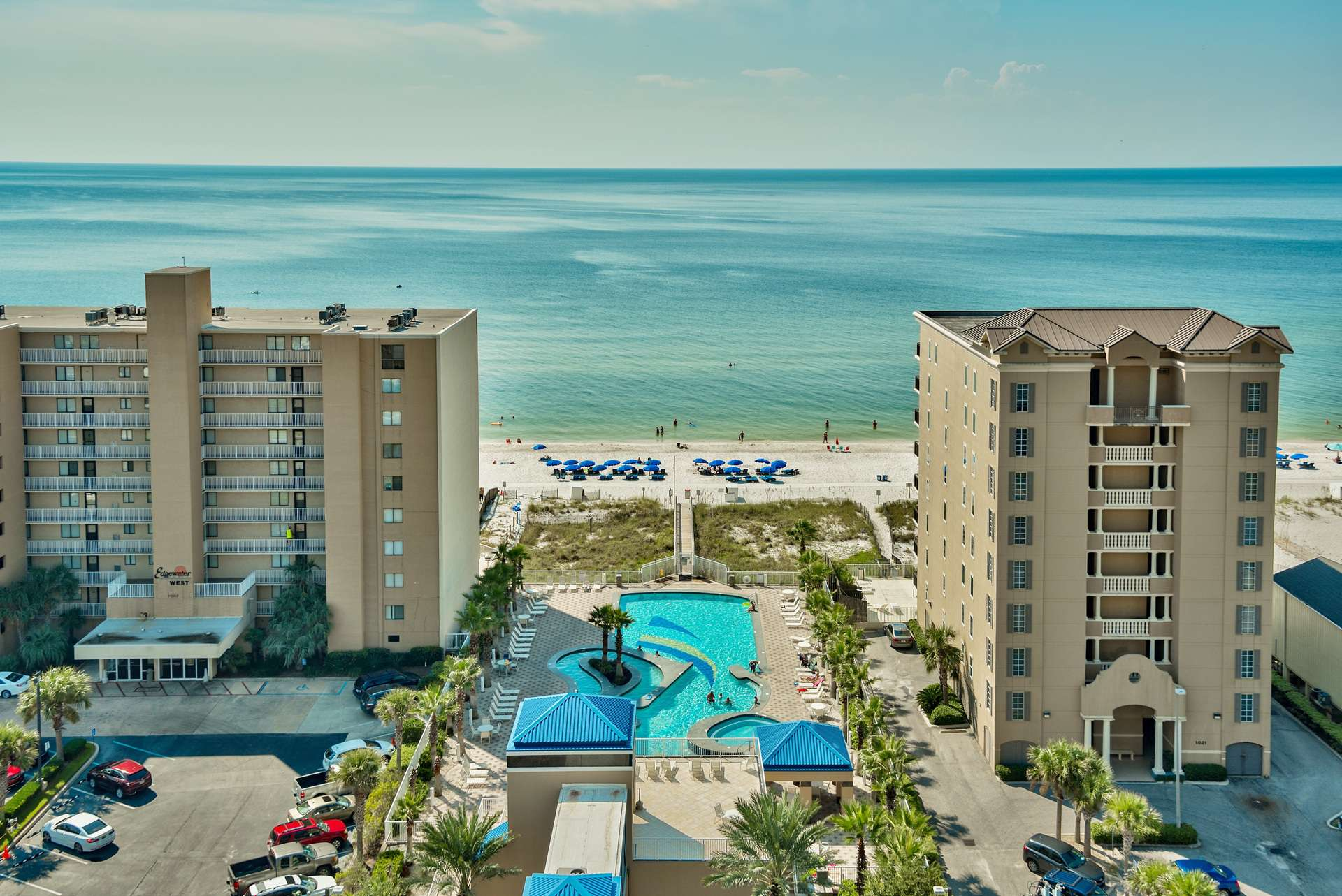 Crystal Towers in Gulf Shores Alabama