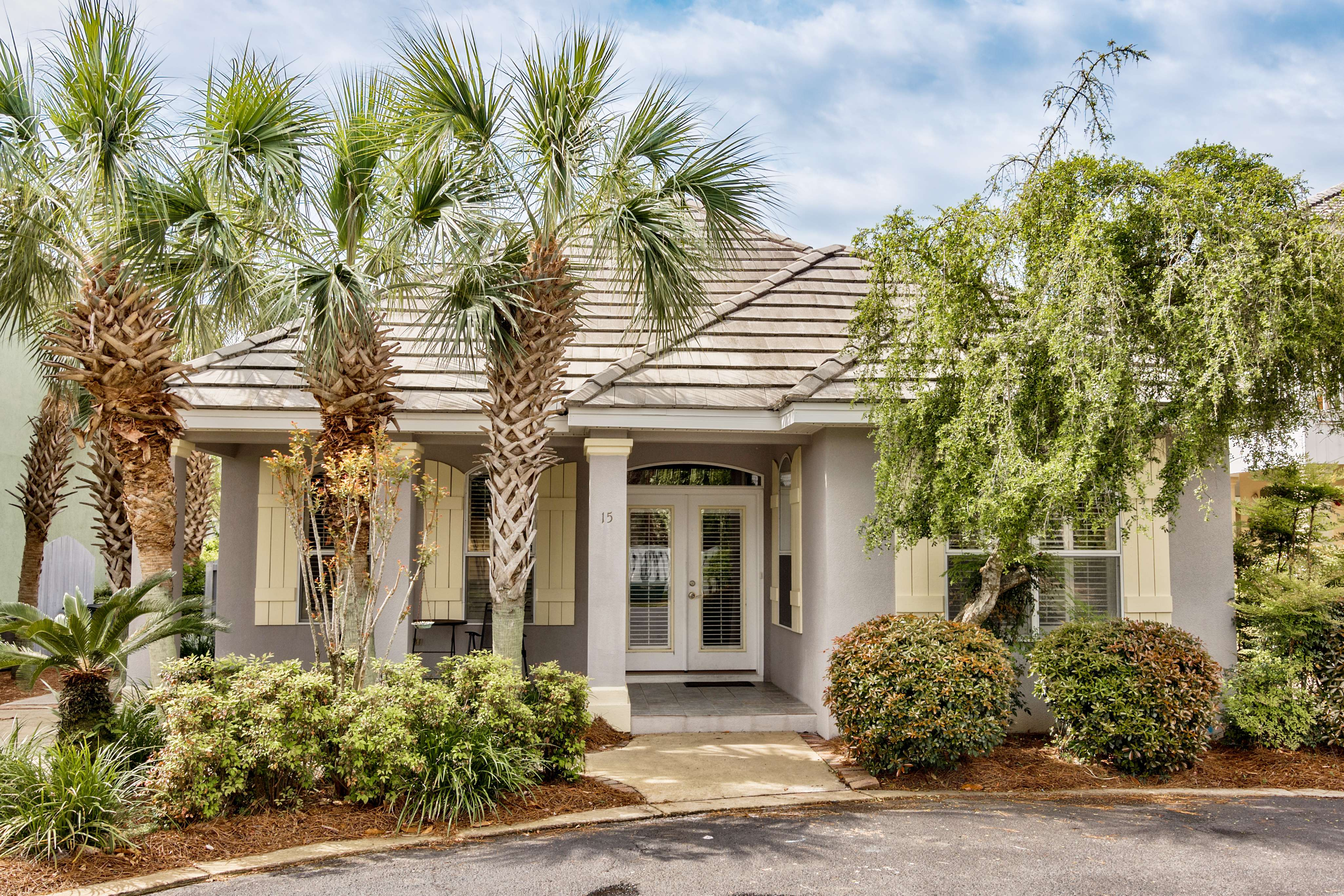 15 Garnett Cove Emerald Shores Destin Florida